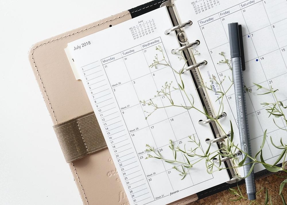 Jahresplanung für Unternehmerinnen