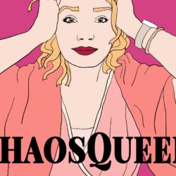 Chaos meets Orga Queen - Mein Podcast Interview mit Elena von Chaos Queen